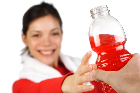 Energy and Sports Drinks Eat Away at Teeth, Study Says